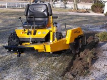Turf Tech Bed Edger Attachment